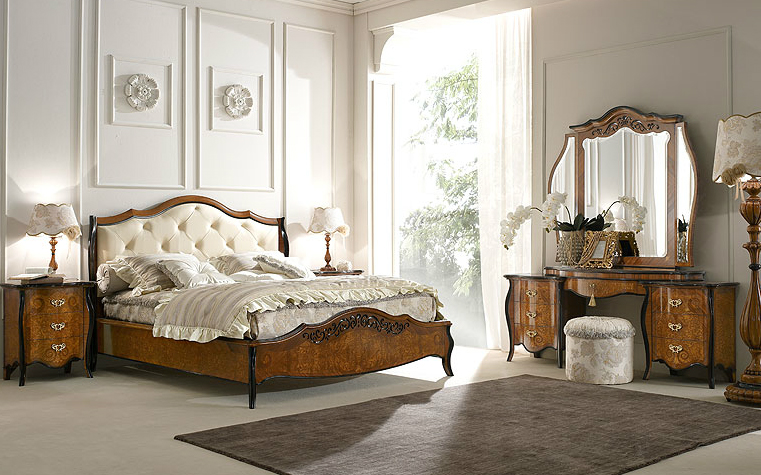 Beautiful Arredo Camera Da Letto Classica Pictures - Idee ...